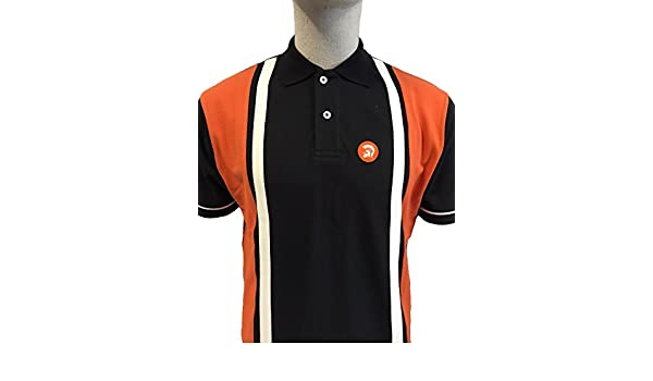 Trojan Records - Polo - para hombre negro negro Large: Amazon.es ...