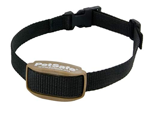 (PetSafe Pawz Away Extra Receiver Collar for Pawz Away Pet Barriers for Cats and Dogs over 5 lb., Static Correction, Pet Proofing Collar)