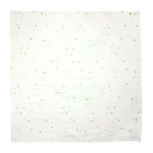 MIKIHOUSE(ミキハウスベビー)3重織り軽やかガーゼケット -,白  白 B01HRGT1MW