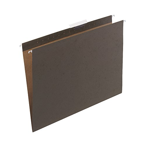 (Safco Products 5038 Hanging File Folders, Green)