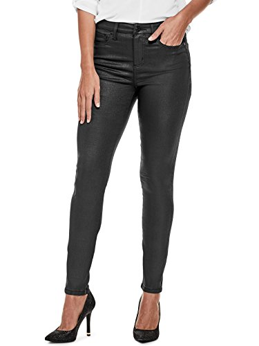Guess Jeans Pants - GUESS Factory Women's Women's Linea Coated High-Rise Skinny Jeans