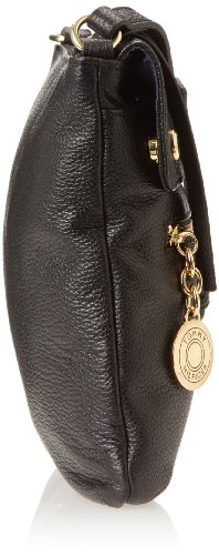 Tommy Hilfiger Th Starlit Crossbody Cross Body Bag,Black,One Size