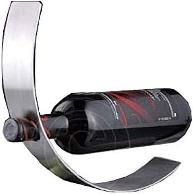 Asc Acero Inoxidable Curvo Metal Botellero / Soporte Nuevo Diseño Contemporáneo