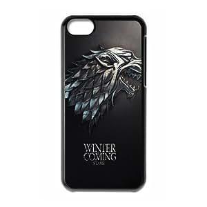LJF phone case iphone 4/4s Phone Case Game of Thrones F5F7710