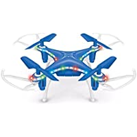 RC Quadcopter,X13D Drone 2.4GHz 4CH Led Mini Remote RC Quadcopter 3D Rollover Christmas Gift By Dacawin (Blue)