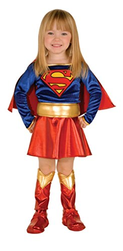 Supergirl Costume - Toddler Costume -