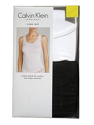 Calvin Klein 2 Pack Tank Tops for Women