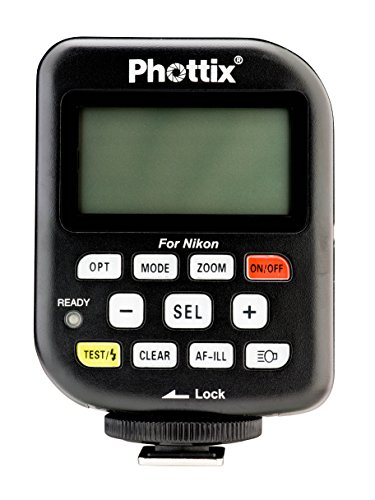 Phottix Odin TTL Wireless Flash Trigger for Nikon - Transmitter Only (PH89058) by Phottix