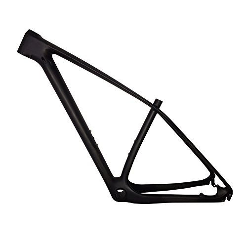 FASTEAM 29er Ud Matt Full Carbon Mountain Bike Frames PF30 Thru Axle 142x12mm and Quick Release 135x9mm 15/17/19/21 Inch