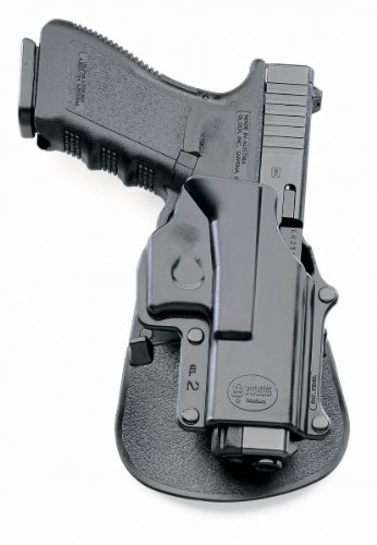 - Fobus Roto Evolution Series RH Belt GL2E2RB Glock 17, 19, 22, 23, 31, 32, 34, 35, Walther PK380