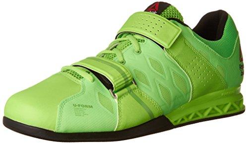 Reebok Herren Crossfit Lifter Plus 2.0 Laufschuh Solargrün / Hellgrün