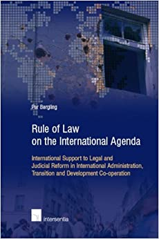 Book Rule of Law on the International Agenda by Per Bergling (2006-10-05)