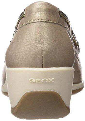 Geox Arethea - D621sa044kic8a1w Beige-doré