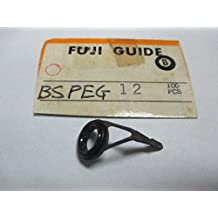 - (1) Fuji BSPEG Size 12 Single Foot Spinning & Casting Rod Guide