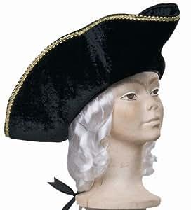 Sanromá - Sombrero con peluca época