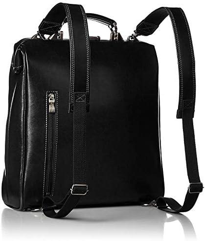 ビジネスリュックバッグ 日本製 3way ブラック ダレスバッグ