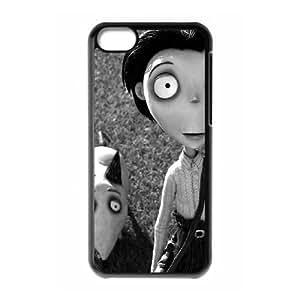 Frankenweenie iPhone 5c Cell Phone Case Black L6E6DC