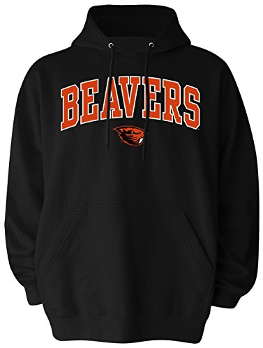 NCAA Oregon State Beavers Gildan Hoodie, Medium, Black