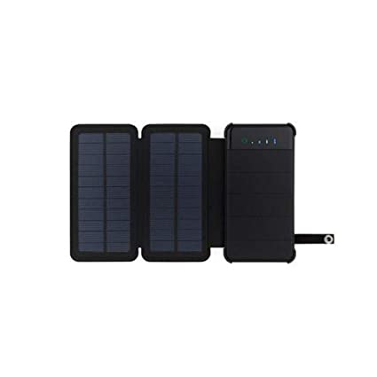 M&Rxiaosa Cargador Solar, Cargador De Células Solares ...