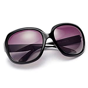 Polarized Sunglasses for Women, AkoaDa UV400 Lens Sunglasses for Female 2018 Fashionwear Pop Polarized Sun Eye Glass