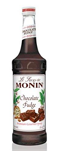Monin Chocolate Fudge Syrup, 750 ml