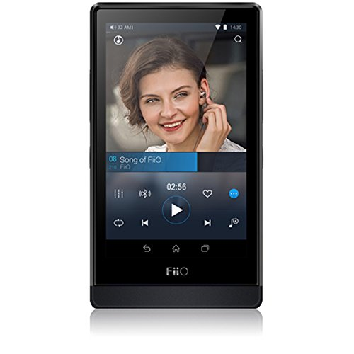 "FiiO X7 Android Smart Portable Music Player, 3.97"" Touchscre"