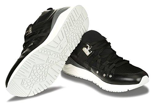 Cesare Paciotti 4US RRAU4TRF Infinity Uomo Sneakers Black