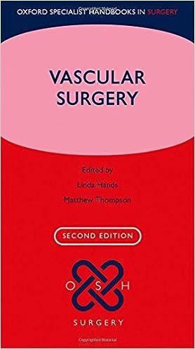 Vascular Surgery por Linda Hands epub