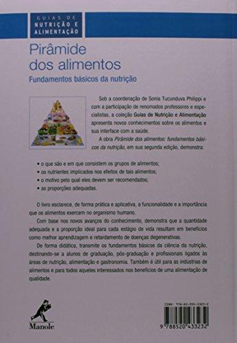 Pirâmide Dos Alimentos: Fundamentos Básicos Da Nutrição