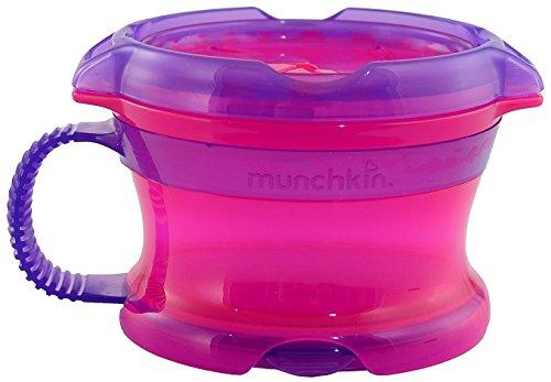 Deluxe Snack Catcher Munchkin 15538 pink