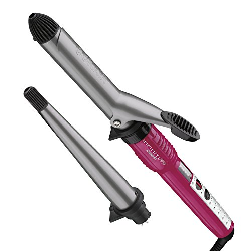 - 41An7vPjp1L - Infiniti Pro By Conair Tourmaline Ceramic Combo Styler Curling Iron & Curling Wand