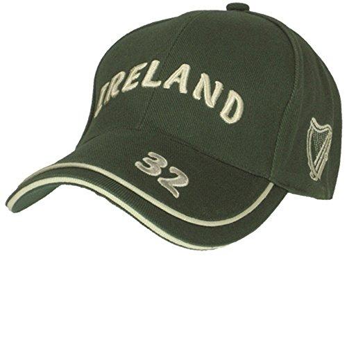 60% de descuento Gorra de béisbol de lujo Irlanda unisex - www ... 8f27111f217