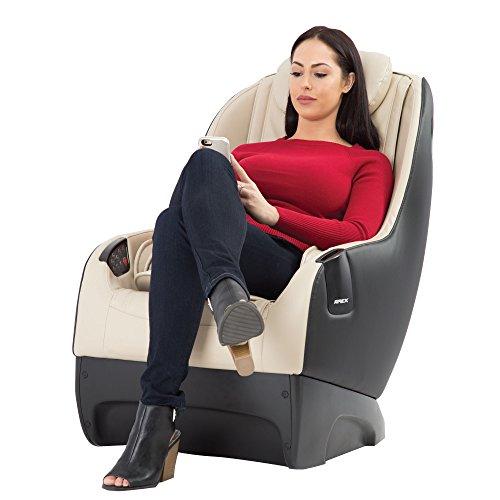 Apex iCozy Leisure Massage Chair (Beige/Black)