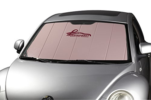 (Uvs100 Heat Shield Custom Sunscreen Pink Cover For Cause Shade Chevy Equinox)