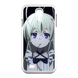 Samsung Galaxy S4 9500 Cell Phone Case White To Aru Kagaku No Railgun With Nice Appearance Z1833819