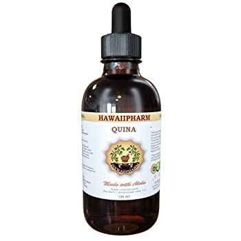4 Oz (120 Ml) Quina Tincture