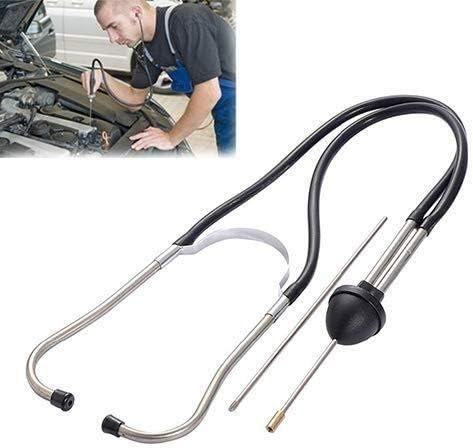 Mechaniker Stethoskop For Auto Engine Diagnosewerkzeug Berufsauto Motorblock Diagnosewerkzeug Zylinder Automobil Hearing Werkzeuge For Auto Van Motorrad Küche Haushalt