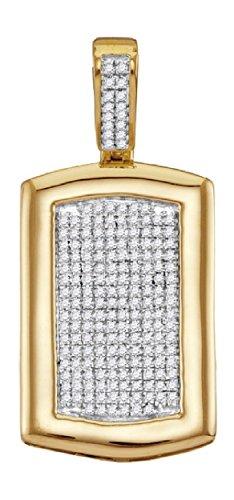 0.5 Ct Diamond Pendant - 4