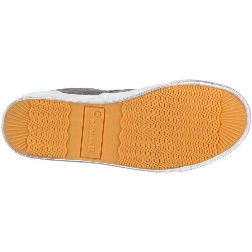 Romika Soling 20001 Damen Bootsportschuhe Grau/Asphalt