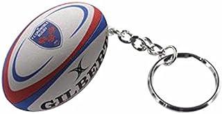 Gilbert - Porte-Clef Ballon de Rugby du FC Grenoble