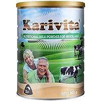 2月19号完成发货,新西兰进口脱脂中老年奶粉 无蔗糖低脂高钙中老年配方奶粉900g(添加鱼油 营养更高)18年新鲜日期
