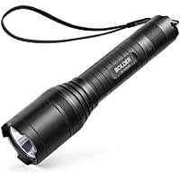 Anker Super Bright Tactical Flashlight, Rechargeable...