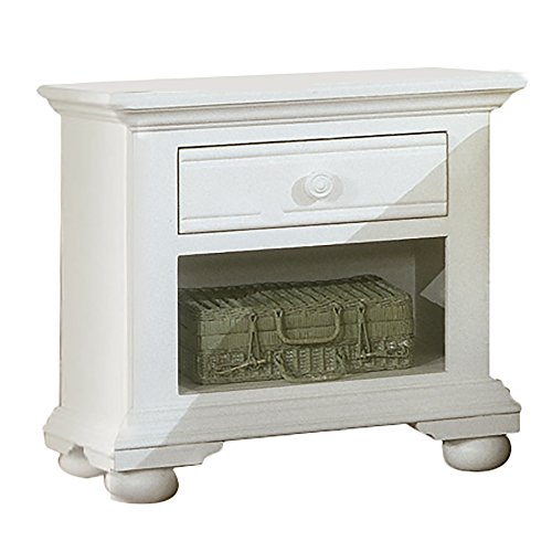 American Woodcrafters Cottage Traditions Small Nightstand