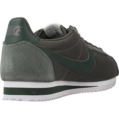 Chaussure Nylon Cortez Nike Vert Classic Pw1Pqd