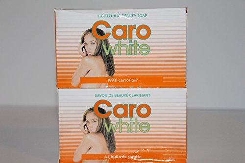 CARO WHITE LIGHTENING BEAUTY SOAP 180g 2 PACKS