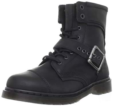 Dr martens men 39 s triumph 1460 boot black 7 for Amazon dr martens