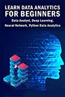 Learn Data Analytics For Beginners Front Cover