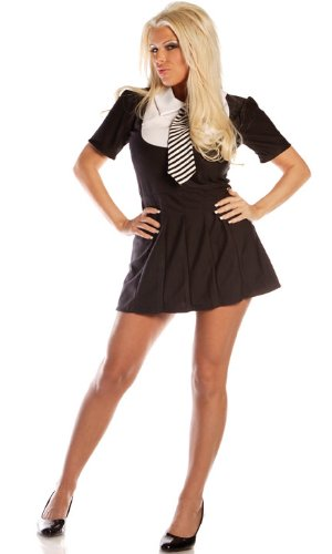 Sexy Secretary Costumes Women - Best Costumes For Halloween-8438
