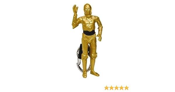 Basic Fun Star Wars Series 1 Keychains C-3PO Keychain
