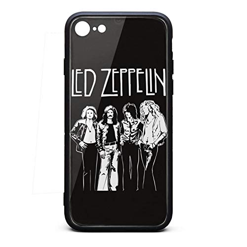 Led-Zeppelin-Members-Poster-Kashmir- Custom Scratch-Resistant Protective Cushion Basic Phone Case for iphone6s Plus (Best Led Zeppelin Tattoos)